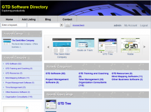 gtd software directory