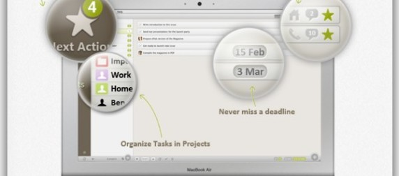 Nozbe Desktop for Mac comes to Apple App Store Today!