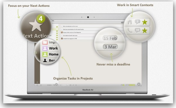 Nozbe Desktop for Mac